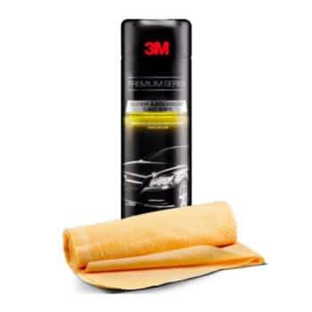 3M Paket Bersih Hemat 3M Sponge3M Premium Car Wipe3M Car Wash Shampoo3M Tire Restorer 2