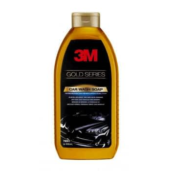 3M Paket Bersih Hemat 3M Sponge3M Premium Car Wipe3M Car Wash Shampoo3M Tire Restorer 4