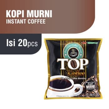 TOP COFFEE Murni 20pcs x 7g