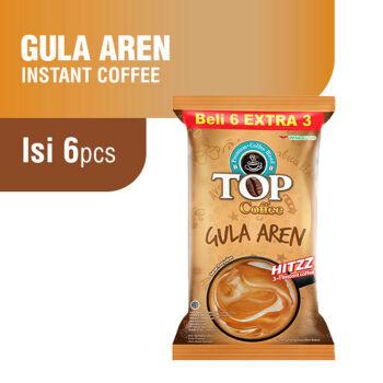 TOP Coffee Gula Aren 6pcs x 22g