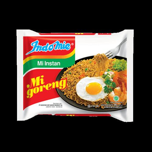 Indomie Fried Noodles 80g japanhalal