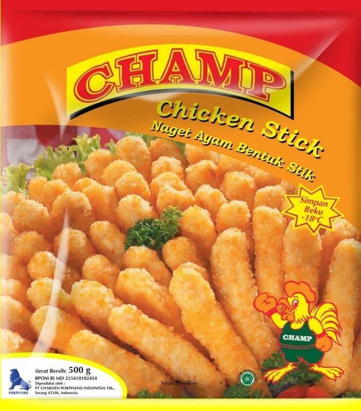 champ chicken stick 500
